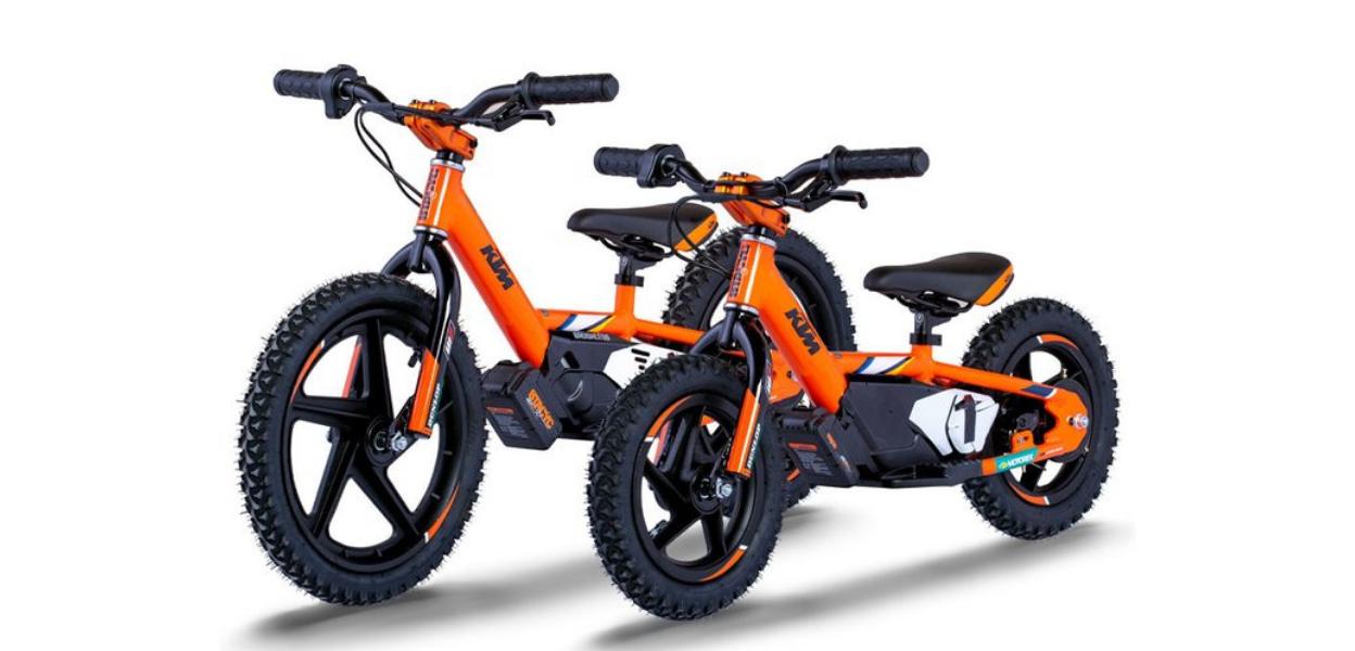 Die KTM EDrive Bikes sind da!