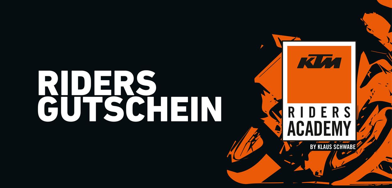 Riders Academy Gutschein